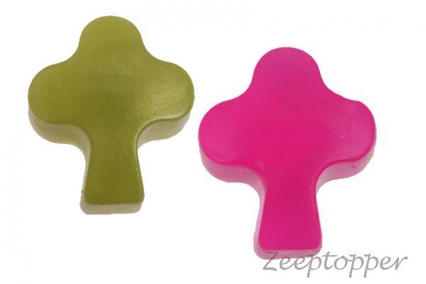 zeep klavertje (Z-0020)