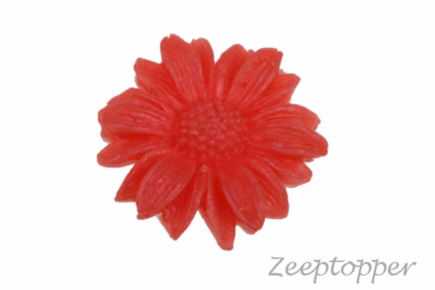 Z 0046CP bloemen zeepjes