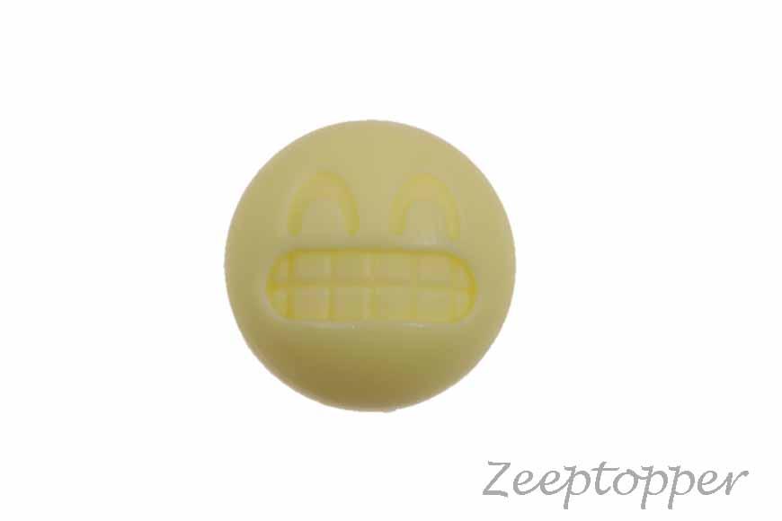 zeep smiley (Z-0158I) geel
