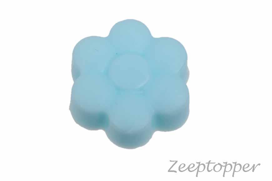 zeep bloem (Z-0202D) blauw