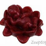 Zeep baby in lotusbloem (Z-0285)