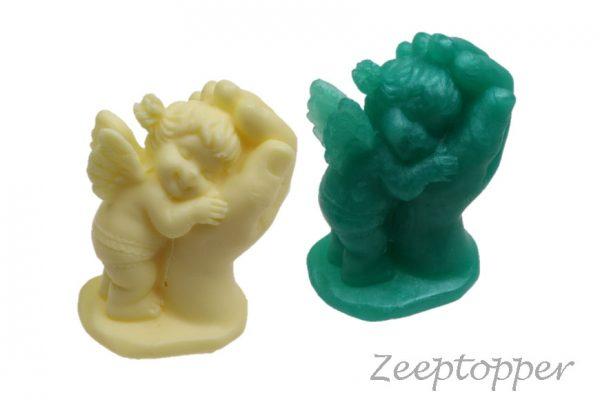 zeep engeltje in hand (Z-0287)