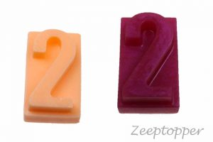 zeep cijfer (Z-0395)