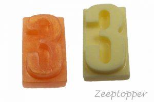 zeep cijfer (Z-0396)