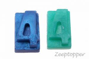 zeep cijfer (Z-0397)