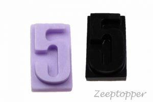zeep cijfer (Z-0398)