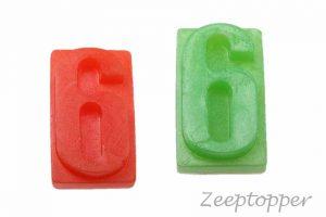 zeep cijfer (Z-0399)
