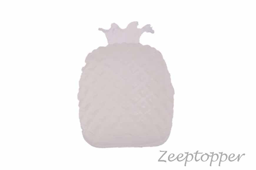 zeep ananas (Z-0460AT) wit transparant