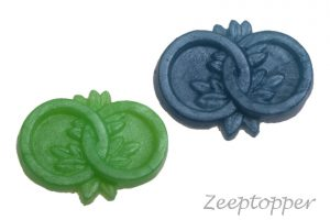 zeep trouwringen (Z-0655)