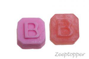 zeep letter (Z-0832)
