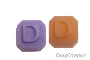 zeep letter (Z-0834)