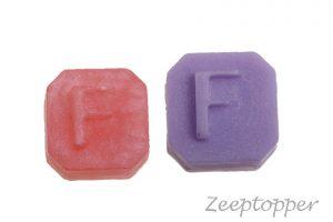 zeep letter (Z-0836)