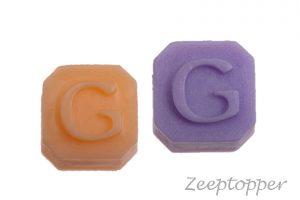 zeep letter (Z-0837)