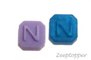 zeep letter (Z-0844)