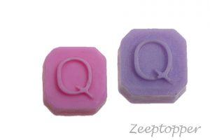 zeep letter (Z-0847)