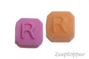 zeep letter (Z-0848)