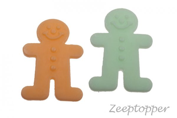 zeep kerst poppetje (Z-0948)