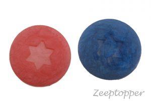 zeep penning ster (Z-1014)