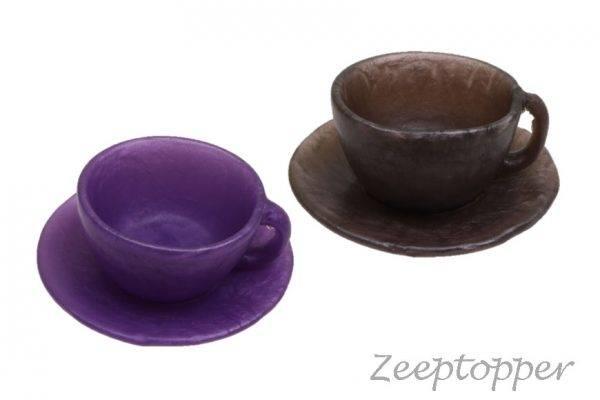 zeep kop en schotel (Z-1052)