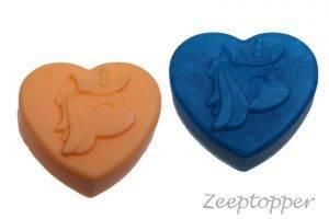 zeep hart eenhoorn (Z-1206)