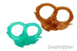 zeep trouwringen (Z-1240)