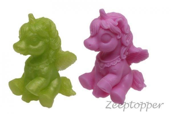 zeep eenhoorn (Z-1274)