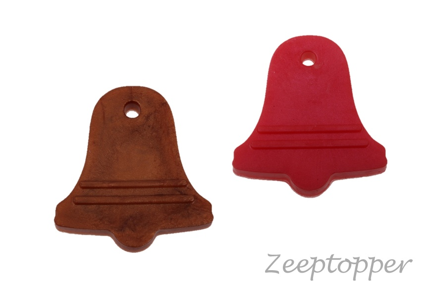 zeep kerstklok (Z-1024)