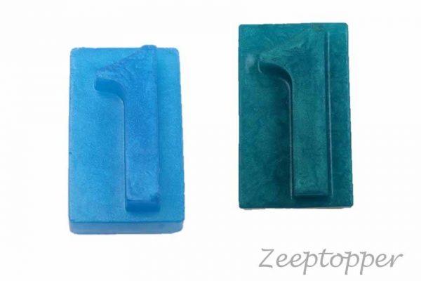zeep cijfer 1 (Z-1561)