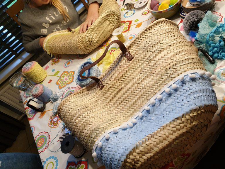 Workshop Ibiza tas maken bij de Zeeptopper